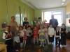 Saugaus eismo priemonėmis pdovanoti paruošiamosios grupės vaikai Foto Loretos Krugelienės (Copy)
